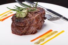 Bifteck grill photographie stock libre de droits