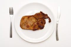 Bifteck juteux Photo stock