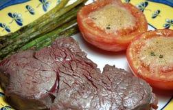Bifteck juteux photographie stock