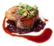 Bifteck savoureux photo stock
