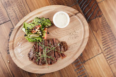 Bifteck supérieur de lame Photos stock