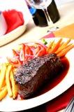 Bifteck tendre Photos libres de droits