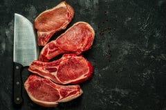 biftecks Photos stock