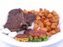 Biftek rôti Image stock