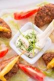 Bifteki Stock Images