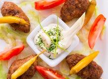 Bifteki Royalty Free Stock Image