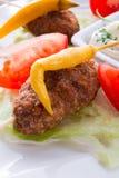 Bifteki Royalty Free Stock Photo