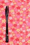Bifurcación japonesa de la laca Foto de archivo