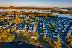 Free Big 4 Foster-Tuncurry Holiday Park Royalty Free Stock Photo - 221473275