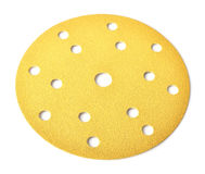 Big abrasive disk Royalty Free Stock Photo