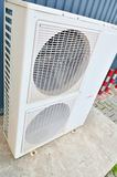 Big air conditioning system Stock Photo