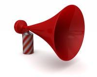 Big Air Horn Stock Image