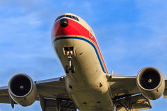 Big airliner Stock Photos