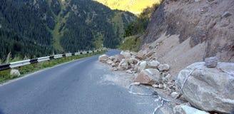 Big Almaty gorge. Stock Images