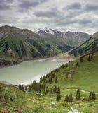 Big Almaty Lake Stock Photography