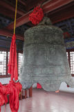 Big ancient bell Royalty Free Stock Photography