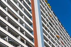 Big apartment building in Berlin Royalty Free Stock Photos