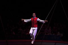 Big Apple Circus Royalty Free Stock Photos