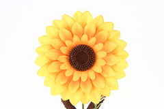 Big Artificial Sunflower Royalty Free Stock Photos