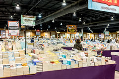 Big Bad Wolf, The biggest book sales in Thailand, Aug 10, 2017 : Stock Photos