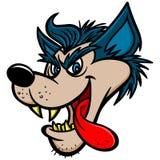 Big Bad Wolf Stock Image