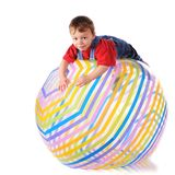 Big Ball Climber Royalty Free Stock Photography