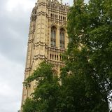 Big ban london Royalty Free Stock Image