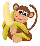Big banana Royalty Free Stock Image