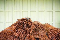 Big banch of cinnamon stick Royalty Free Stock Photo
