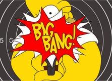 Big bang Stock Image