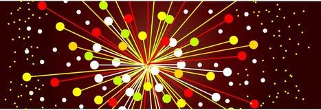 The Big Bang Royalty Free Stock Photos