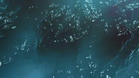 Big Bang, de Vorming van Melkwegen stock illustratie