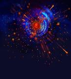 Big Bang theory Stock Photo