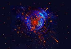Big Bang Royalty Free Stock Images