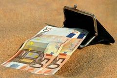 Big banknotes. Royalty Free Stock Photography