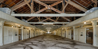 The Big Barn Stock Photography