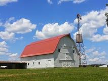 Big Barn Smile. Photo of barn Royalty Free Stock Photo