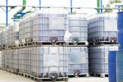 Big Barrels Royalty Free Stock Photo