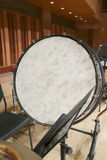Big bass drum Stock Images