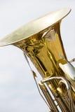 Big bass tuba Stock Photo