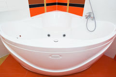 Big bath Royalty Free Stock Image
