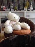 Big bear doll Stock Photography
