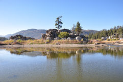 Big Bear Lake, California Royalty Free Stock Images