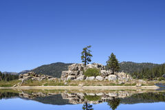 Big Bear Lake Stock Photo