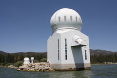 Big Bear Solarobservatorium Stockfotografie