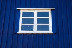 Big, beautiful old-fashioned windows. Big, beautiful old-fashioned home windows royalty free stock photo