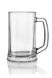 Big beer glass Stock Photography