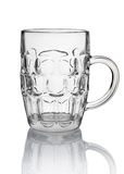 Big beer glass isolated Stock Photography