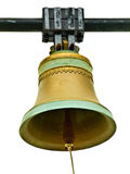 Big bell royalty free stock image