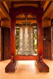 Big Bell in vietnam Stock Photo